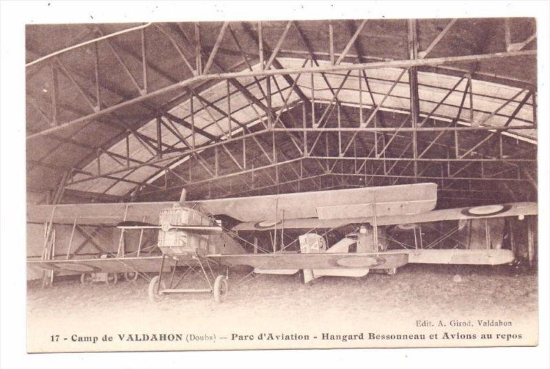 MILITÄR - FLUGZEUGE, Frankreich, Camp de Valdahon
