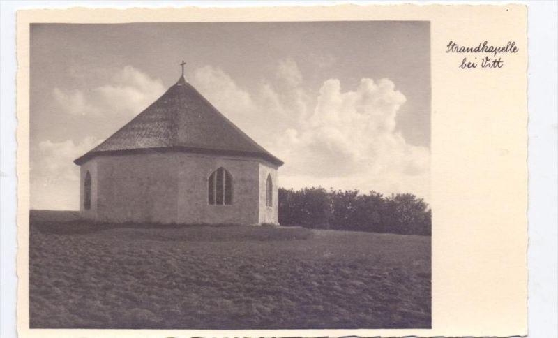 0-2331 VITT / Rügen, Strandkapelle