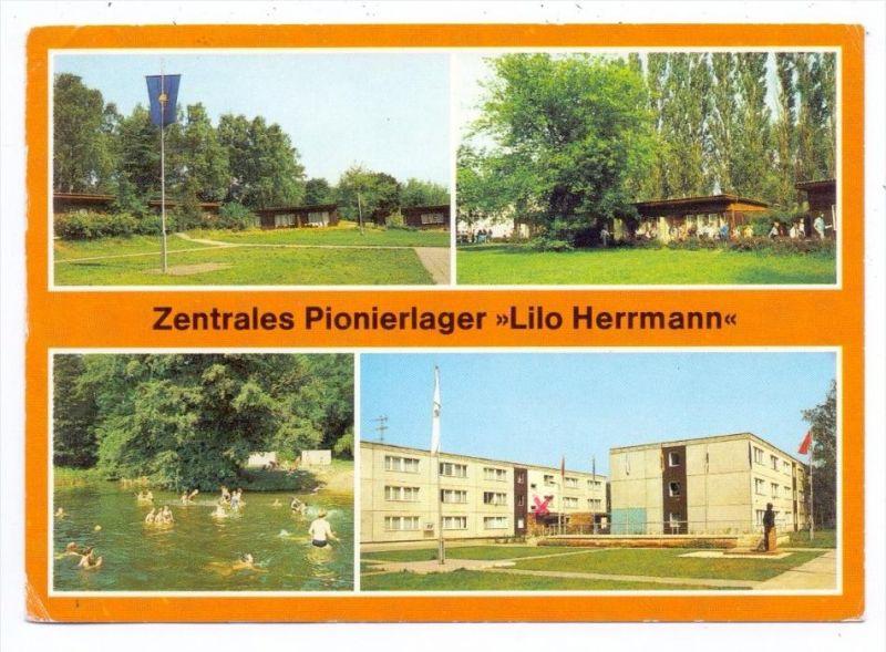 PFADFINDER - PIONIERE DDR / GDR, Zentrales Pionierlager