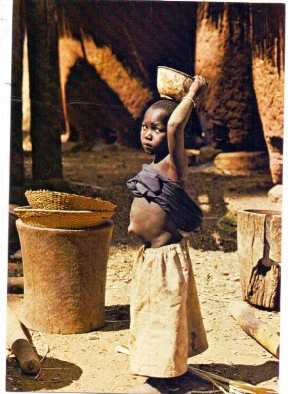VÖLKERKUNDE / Ethnic - Haute-Volta, Wolokonto