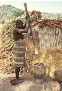VÖLKERKUNDE / Ethnic - NORD CAMEROUN, Chez les Platas