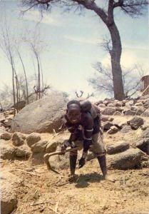 VÖLKERKUNDE / Ethnic - NORD CAMEROUN, Podokwos