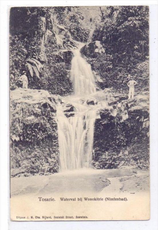 INDONESIA / INDONESIEN - TOSARIE, Waterfall