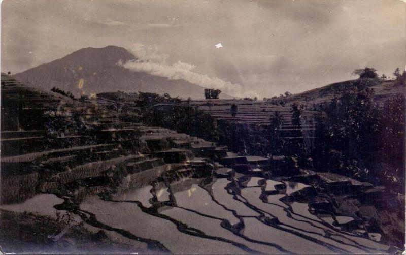 INDONESIA / INDONESIEN - BALI, Eiland der Demonen, Photo-AK