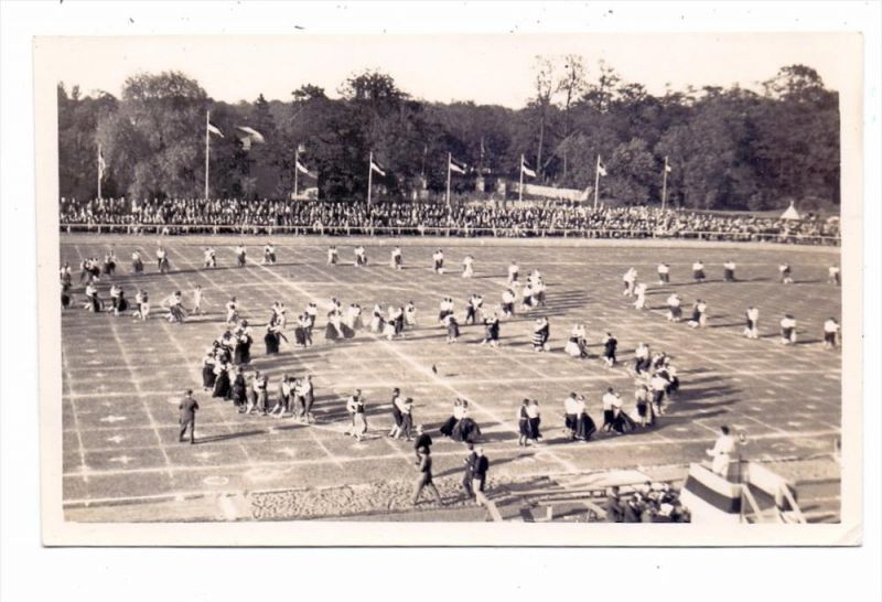 EESTI / ESTLAND - TALLINN, Sportfest, Juni 1935, Photo-AK