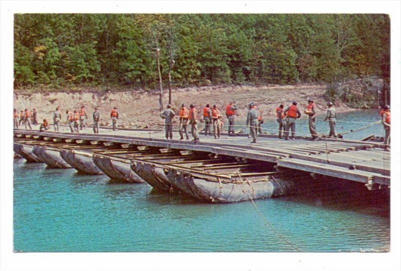 BRÜCKEN / Bridges / Pont - Engineer First training Regiment, Fort Leonard Wood, Missouri