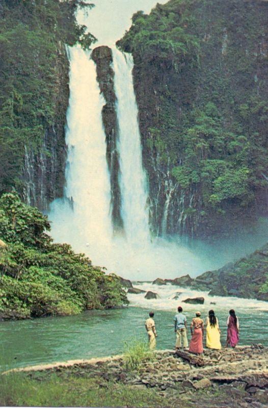 PILIPINAS / PHILIPPINEN - LANAU, Maria Cristina Falls