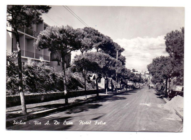 I 80077 ISCHIA; Hotel Felix, Via A. De Luca, 195..