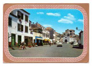 P 9000 FUNCHAL, Madeira, Parte antiga