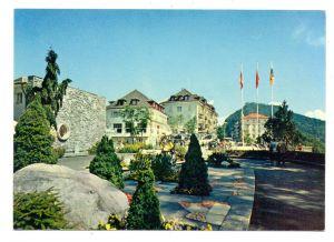 CH 6363 STANSSTAD - OBBÜRGEN NW, Bürgenstock Hotels, Piazza mit Park- und Palace-Hotel