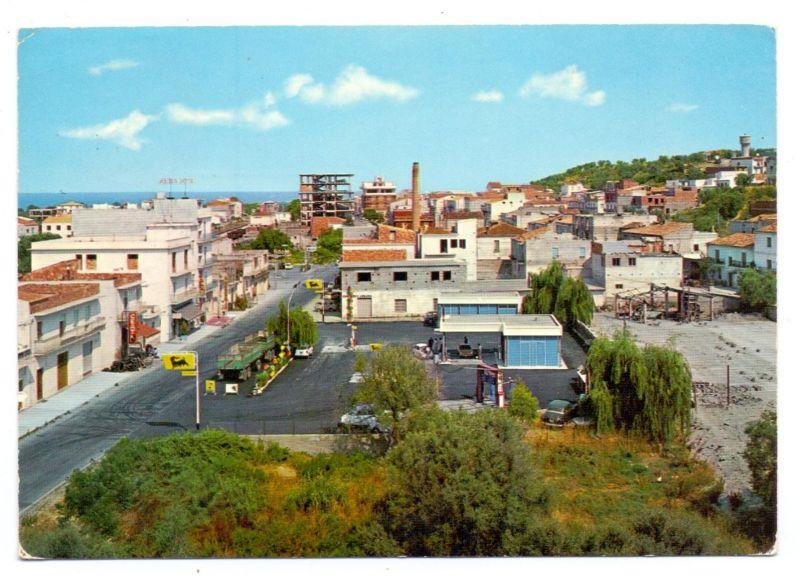 I 87060 MIRTO CROSIA, Panorama, AGIP - Station