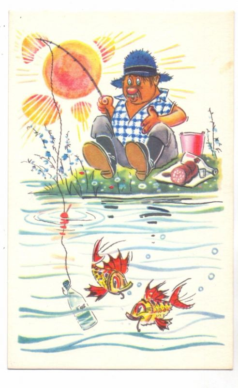 ANGELN / Fishing - Humor