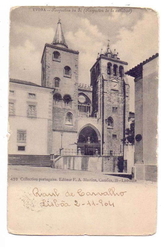 P 7000 EVORA, Cathedral, 1904