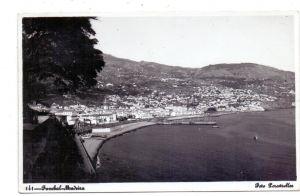 P 9000 FUNCHAL, Panorama, 1953