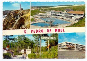 P 2430 MARINHA GRANDE - S. PEDRO DE MOEL, Camping, Faro..
