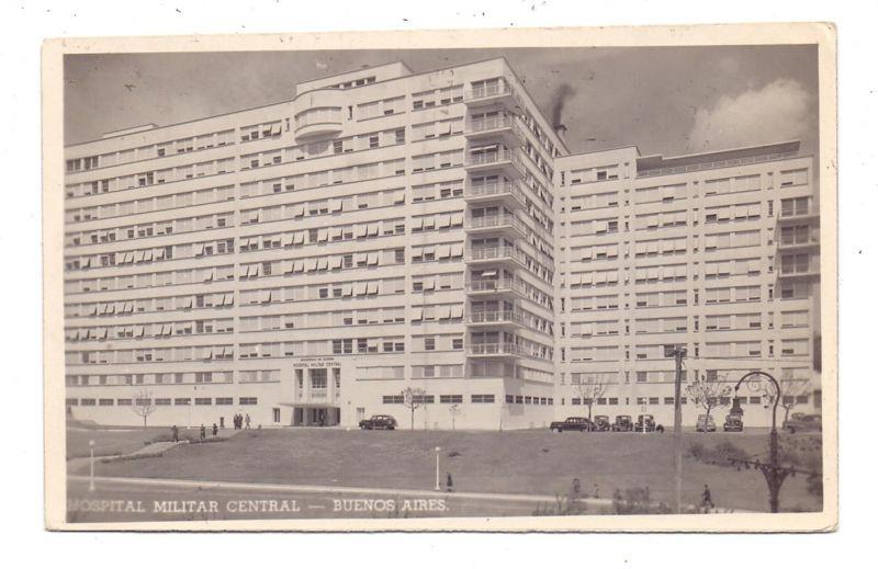 ARGENTINA - BUENOS AIRES, Hospital Militar Central, 1948
