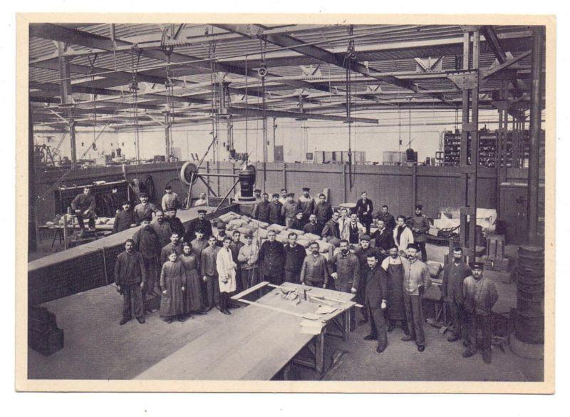 JUNKERS J1, Probebelastung vor dem ersten Flug, 1915
