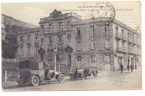 AUTO - OLDTIMER, 1915, Le Havre