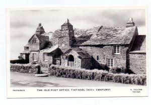 UK - ENGLAND - CORNWALL - TINTANGEL, The Old Post Office