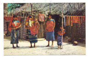 PANAMA - SAN BLAS INDIANS, ethnic / Völkerkunde
