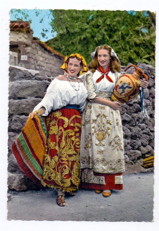 I 90... SICILIA, Costumi Siciliani, 1960