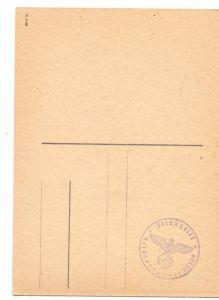 MILITÄR - 2.Weltkrieg, Wehrmacht, Blanko-Abstempelung Feldpost-Einheit 56509 SS-Kriegsberichter-Einheit auf NL-AK