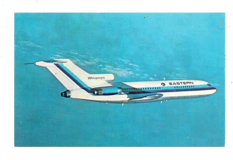 FLUGZEUGE - EASTERN AIRLINES, Boeing 727 Whisperjet