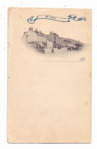 UK - SCOTLAND - ARGYLL & BUTE - DUNOON-KIRN, early card, undivided back