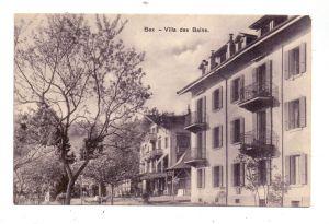CH 1880 BEX VD, Villa des Bains