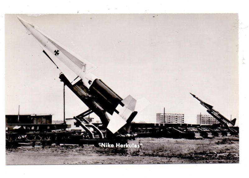 MILITÄR - BUNDESWEHR, Raketenstellung