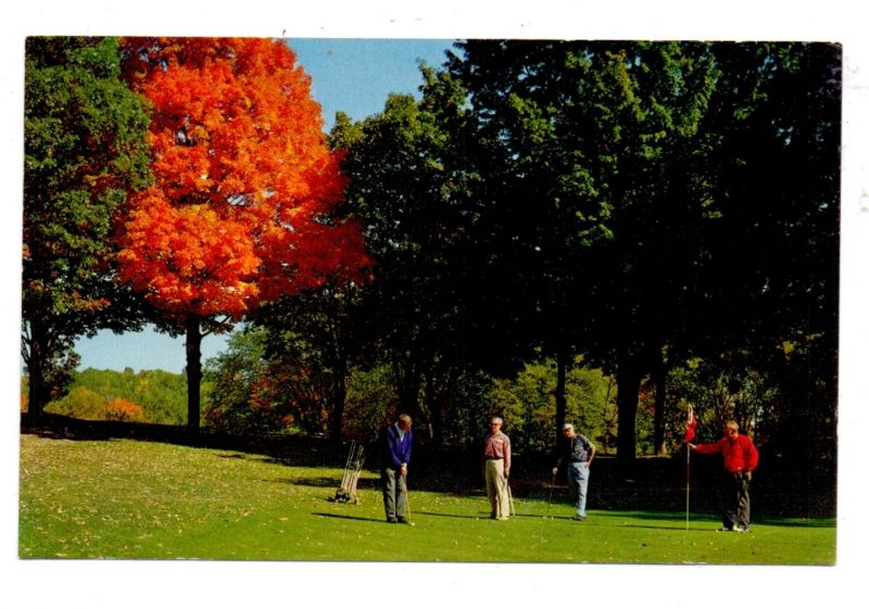 SPORT - GOLF - Gypsy Hill Golf Course, Staunton, Va.