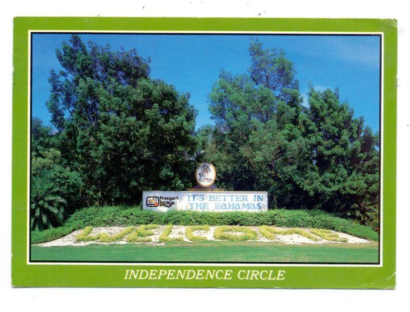 BAHAMAS - GRAND BAHAMAS, Independent Circle
