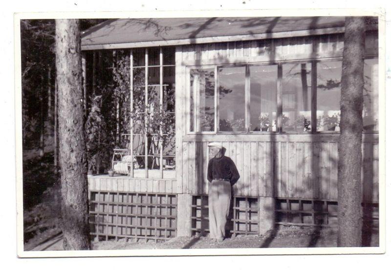 SUOMI - RIIHIMAKI, Brynolfs Villa am Hyvijärvisee, 1961, Photo-AK