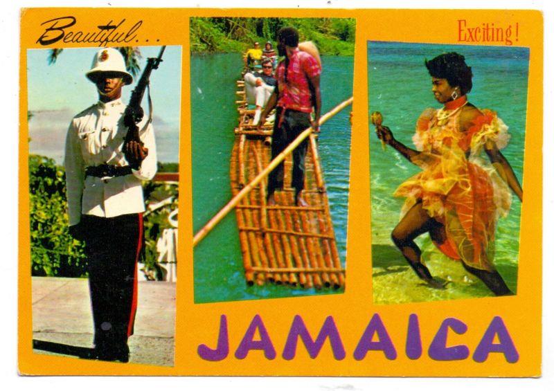JAMAICA, multi view