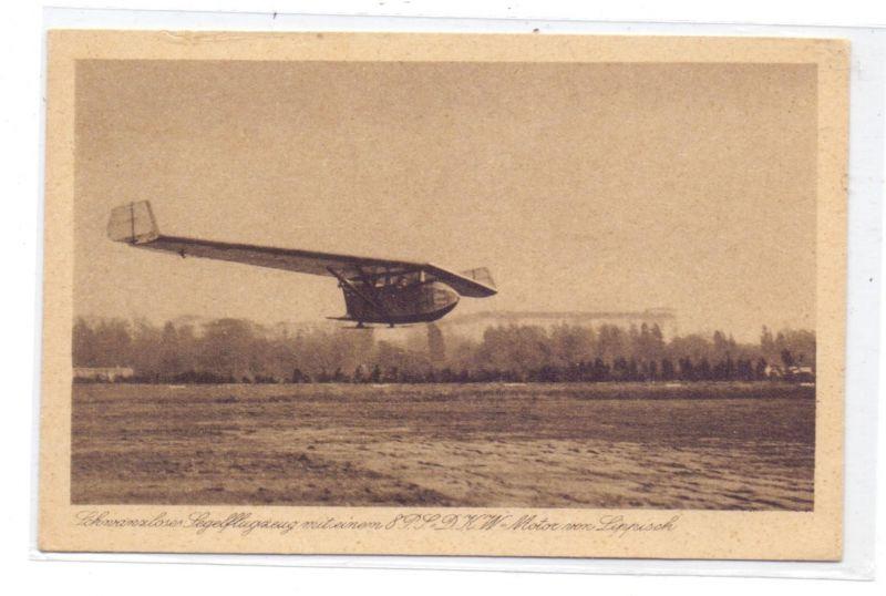 SEGELFLUGZEUG / Sailplane / Planeur / Alliante / Zweefvliegtuig - Lippisch, Schwanzloses Segelflugzeug