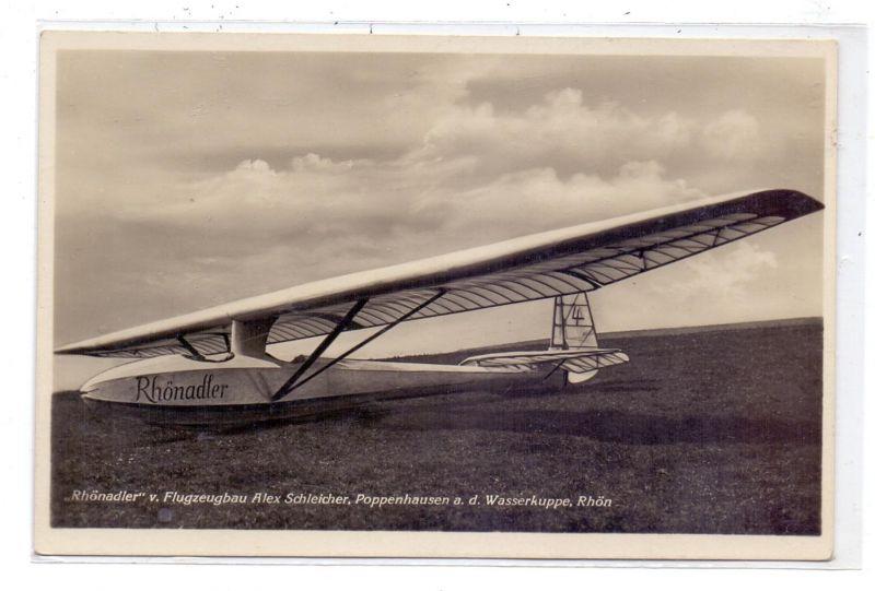 SEGELFLUGZEUG / Sailplane / Planeur / Alliante / Zweefvliegtuig -