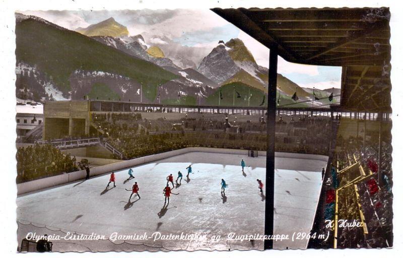 SPORT - EISHOCKEY - Olympia Eisstadion Garmisch - Partenkirchen