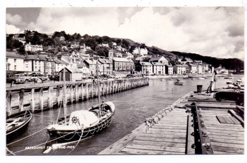 UK - WALES - GWYNEDD - ABERDYFI / ABERDOVEY, from the pier