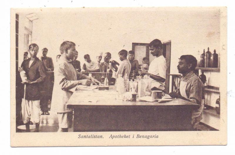 MEDIZIN - PHARMAZIE - Apotheke in Benaglia / India