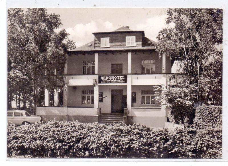 5242 KIRCHEN, Berghotel