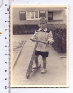 SPIELZEUG - TRETROLLER - Rason Roller, Photo 10 x 7,1 cm