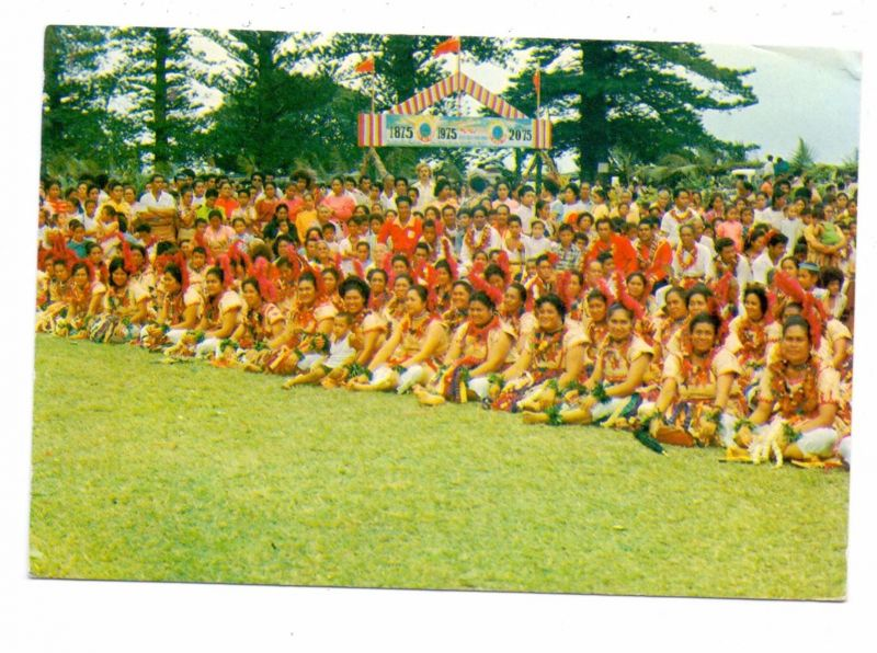 TONGA - a communal entertainement
