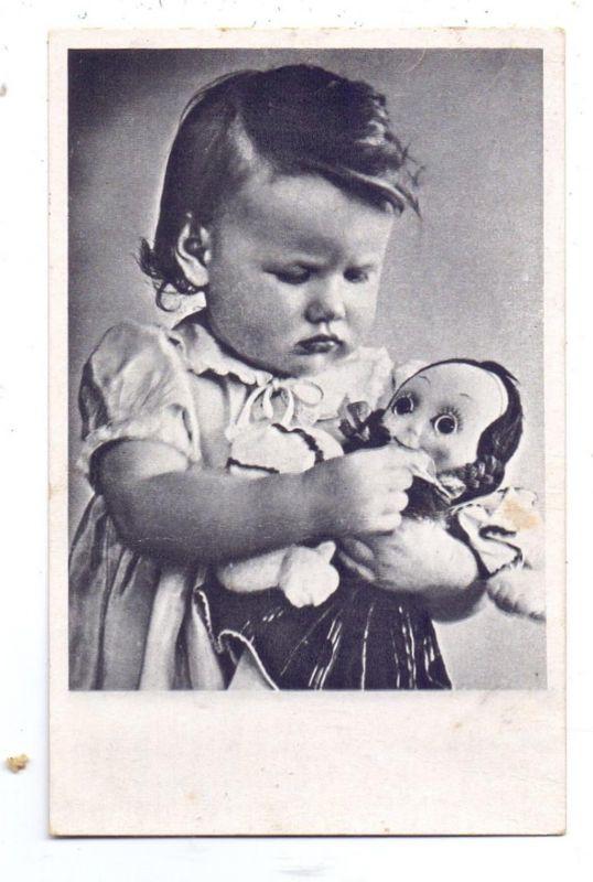 KINDER - SPIELZEUG, PUPPE / Poupee / Doll / Pop / Bambola / Pupa, 1944