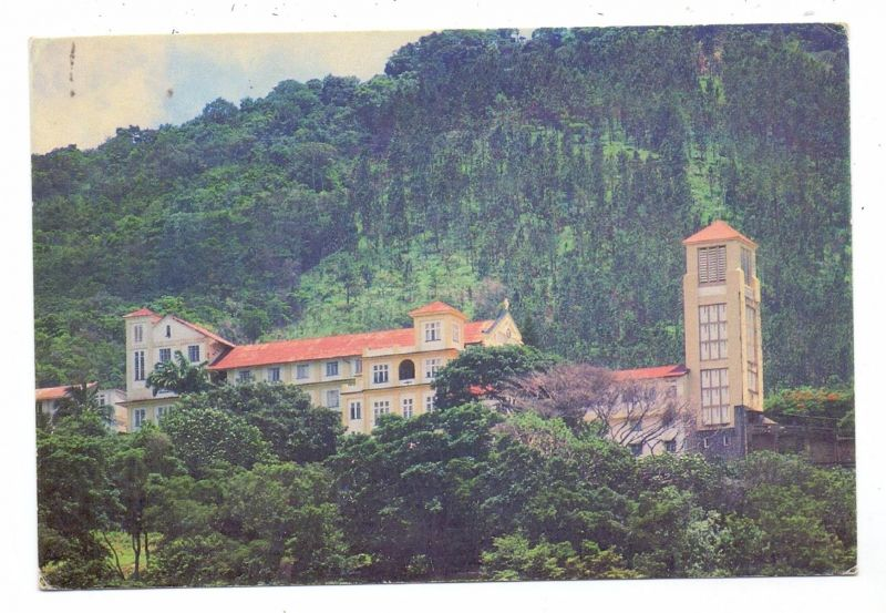 TRINIDAD, MOUNT ST. BENEDICT, The Abbey