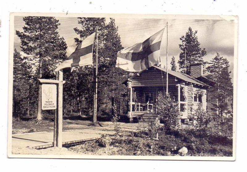 SUOMI - ROVANIEMI - NAPAPIIRI, Polar Circle, 1952