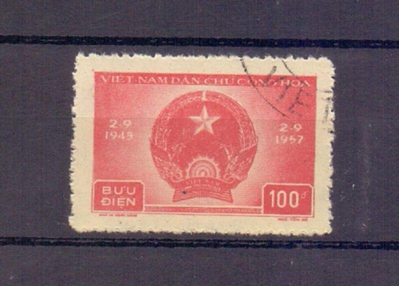 VIETNAM - 1957, Michel 62, gestempelt