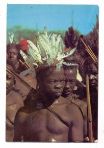 TOGO - Danseur du Nord Togo, ethnic / Völkerkunde