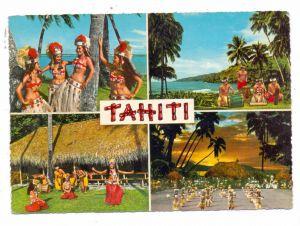 TAHITI - PAPETE, dance & music, ethnic / Völkerkunde