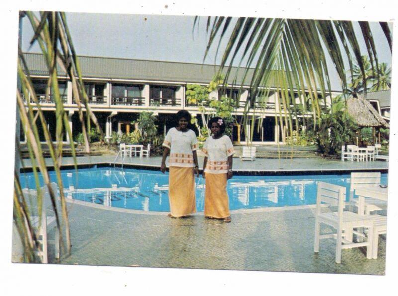 FIJI - SUVA, Travellodge Hotel