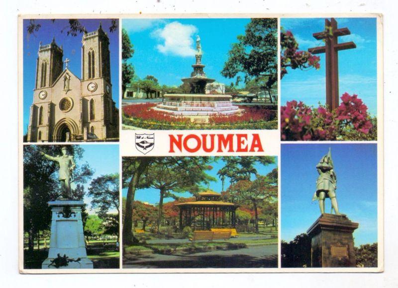 NOUVELLE-CALEDONIE - NOUMEA, multi-view